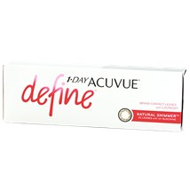 1-DAY ACUVUE DEFINE 30 Pack contact lenses