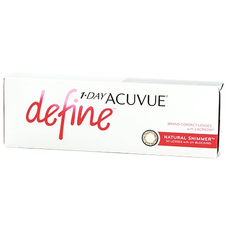 Acuvue 1-DAY ACUVUE DEFINE 30 Pack contact lenses
