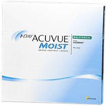 1-DAY ACUVUE MOIST Multifocal 90pk contact lenses