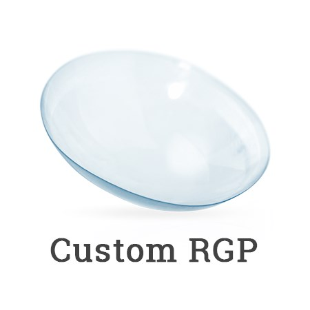 SGP II contact lenses