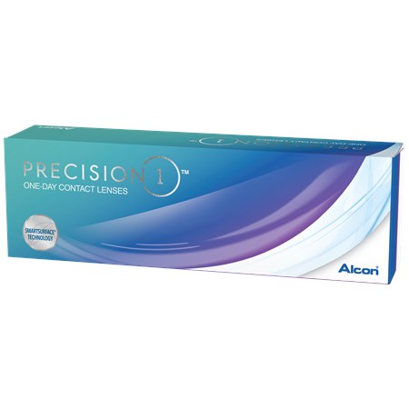Precision1 30 Pack contact lenses