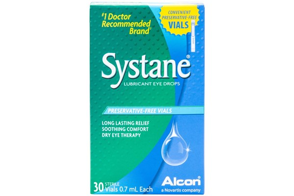 Systane Preservative Free Drops 30ct DryRedEyeTreatments