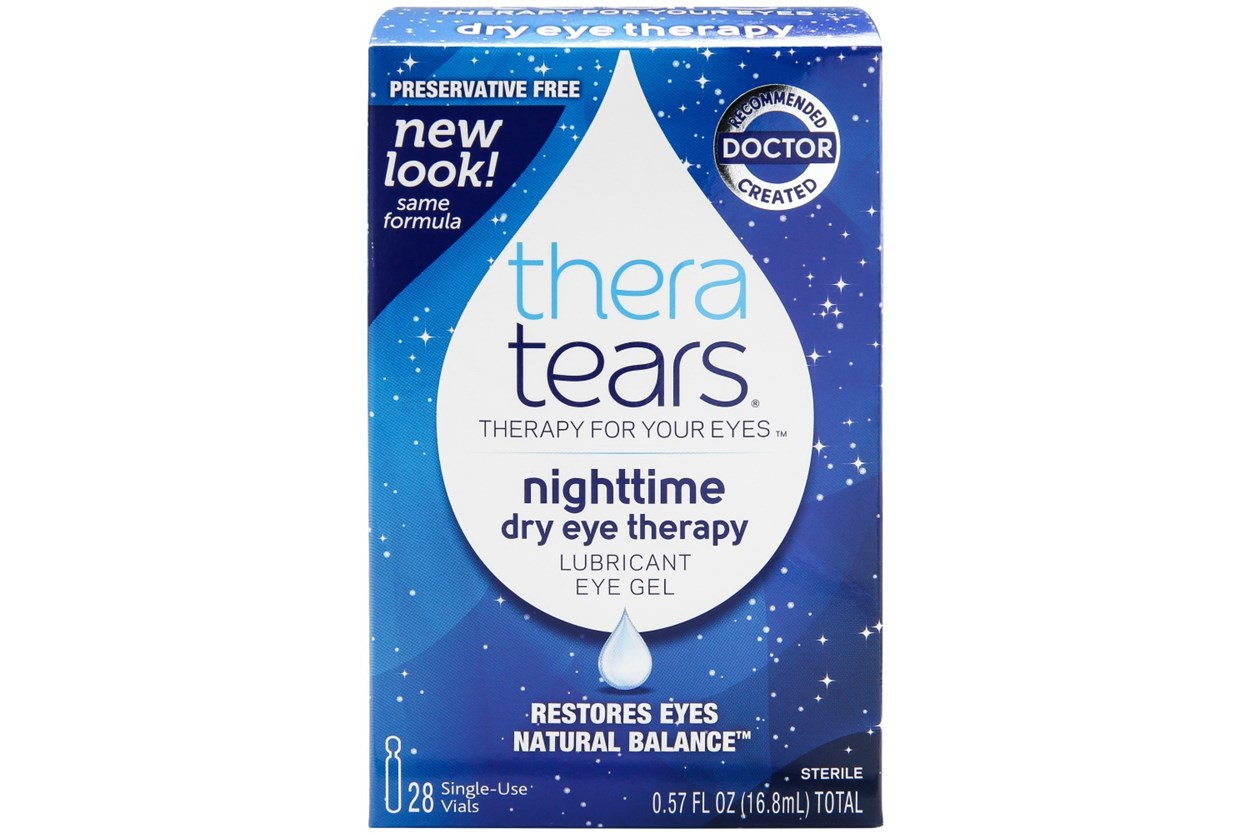 Thera Tears TheraTears Liquid Gel (30 Containers) DryRedEyeTreatments