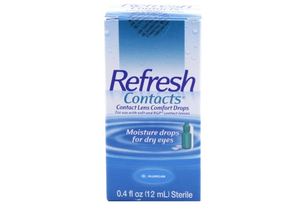Refresh Contacts, Comfort Drops (.4 fl. oz.) DryRedEyeTreatments