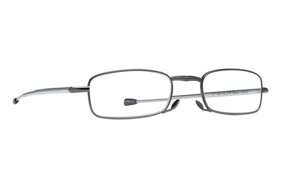 Magnivision Gideon Microvision Reading Glasses ReadingGlasses - Black