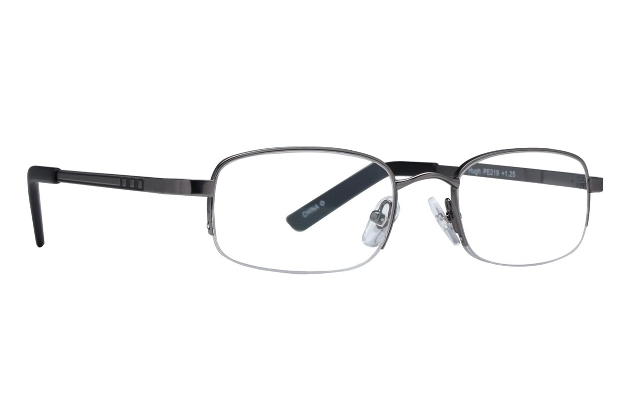 Private Eyes Hugh Reading Glasses ReadingGlasses - Gray