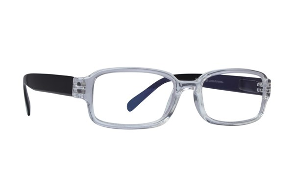Evolutioneyes E-Specs Computer Glasses EY8319C ReadingGlasses - Black