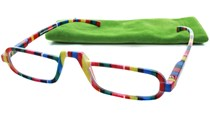 Peepers Fruit Striped Reading Glasses
