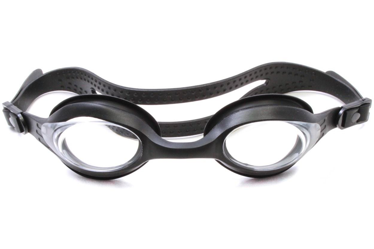 Splaqua Clear Prescription Swimming Goggles SwimmingGoggles - Black