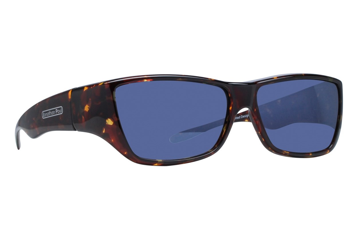 Fitovers Eyewear Neera - Over Prescription Sunglasses Sunglasses - Black