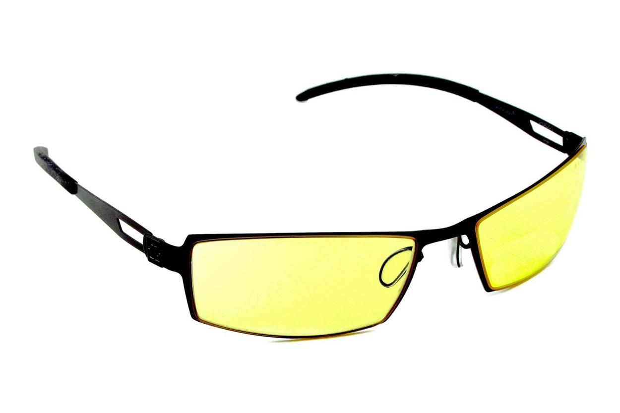 Gunnar Sheadog Head Set Compatible Gamer Glasses ComputerVisionAides - Black