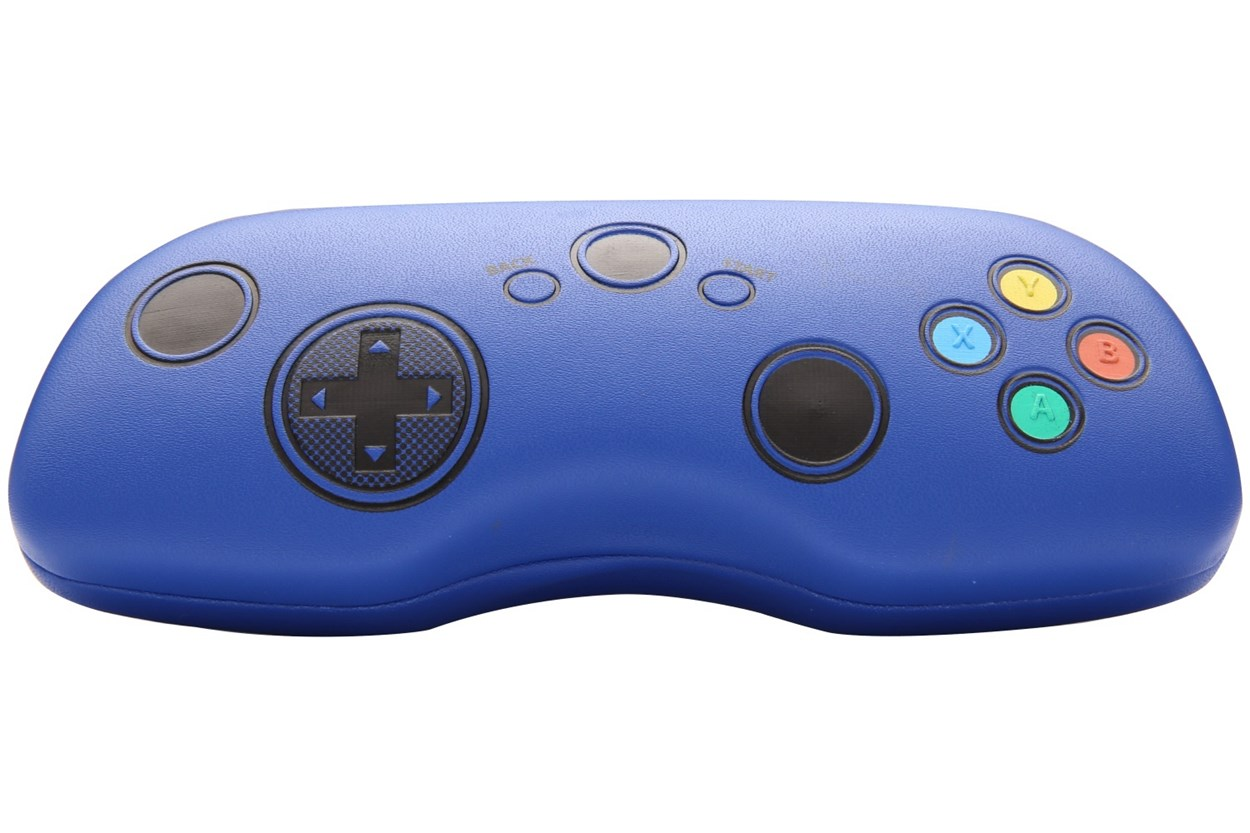 CalOptix Game On Video Games Eyeglasses Case GlassesCases - Blue