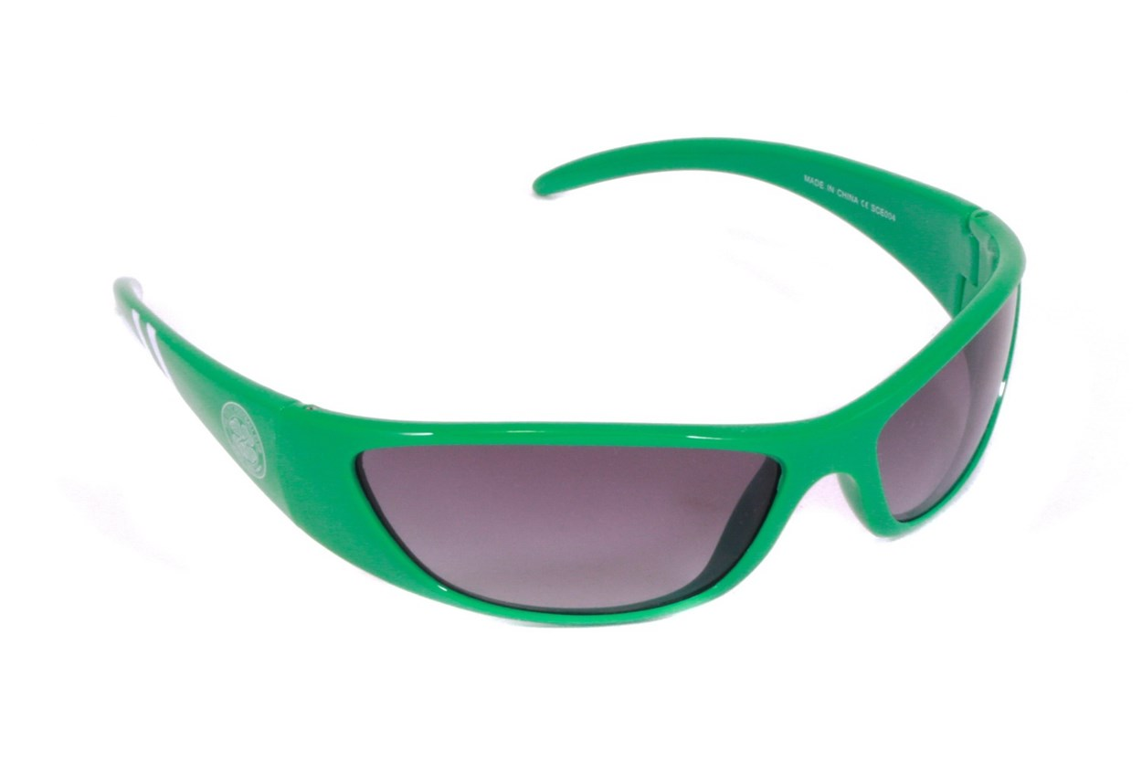 Fan Frames Celtic FC Sunglasses - Green