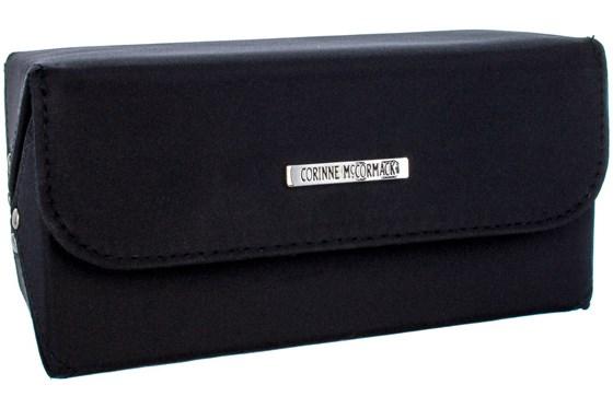 Corinne McCormack Eyewear Valet Case GlassesCases - Black