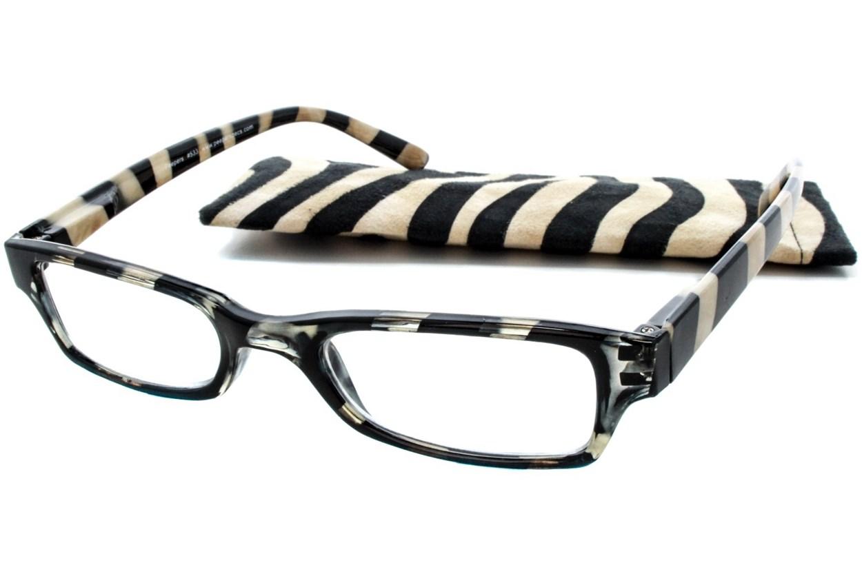 Peepers Pride Rock Reading Glasses  - Black