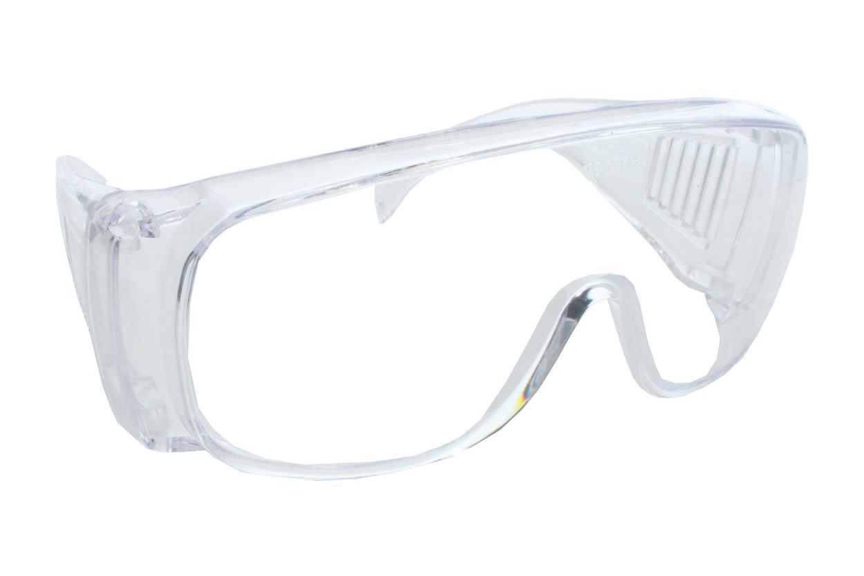 Amcon Utility -Visitor Spectacle ProtectiveEyewear - Clear