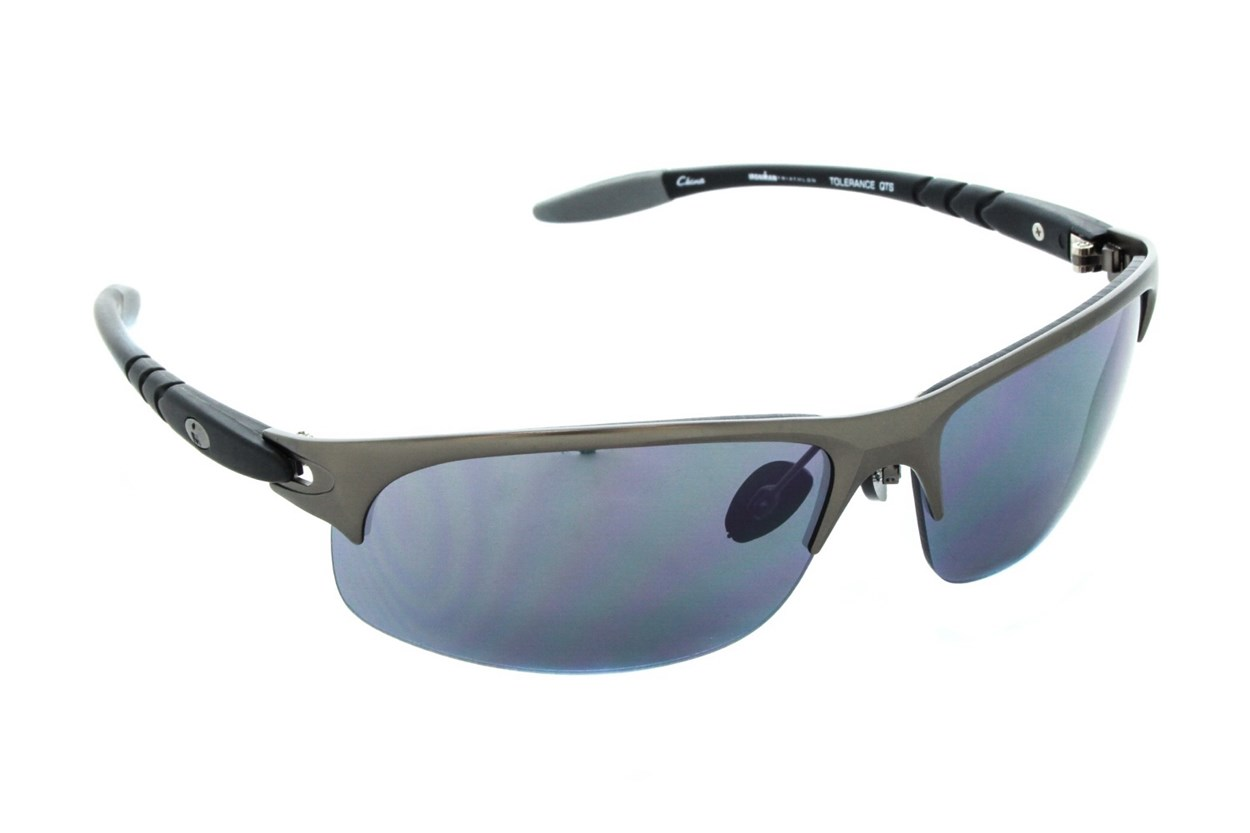 Ironman Triathlon Tolerance Sunglasses - Gray