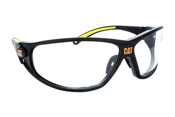 CAT Tread Safety Glasses ProtectiveEyewear - Clear