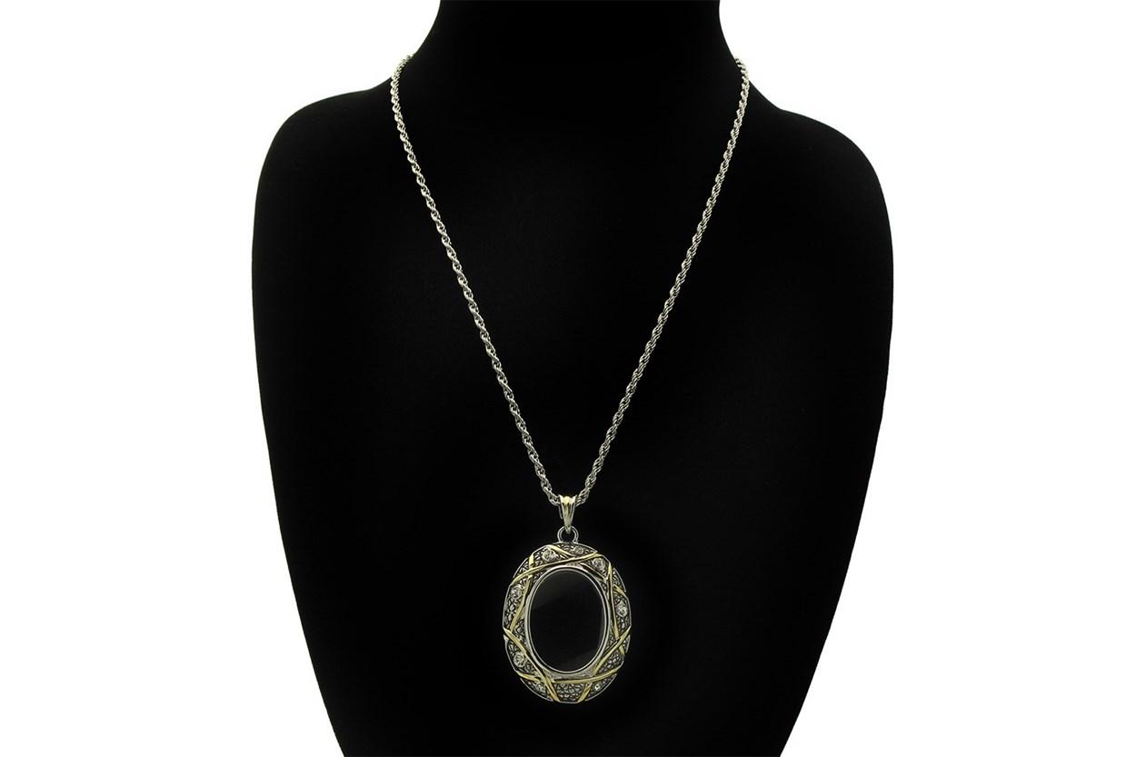 I Heart Eyewear Elixir Magnifier Necklace GlassesChainsStraps