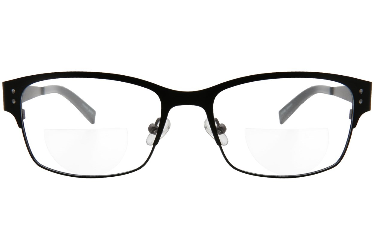 Alternate Image 2 - Hydrotac Stick-On Bifocal Lenses ReadingGlasses