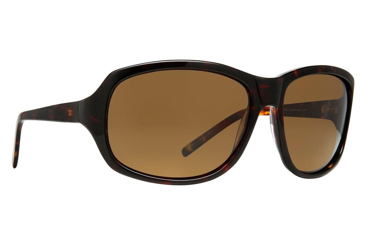 Lunettos Betty Sunglasses - Tortoise