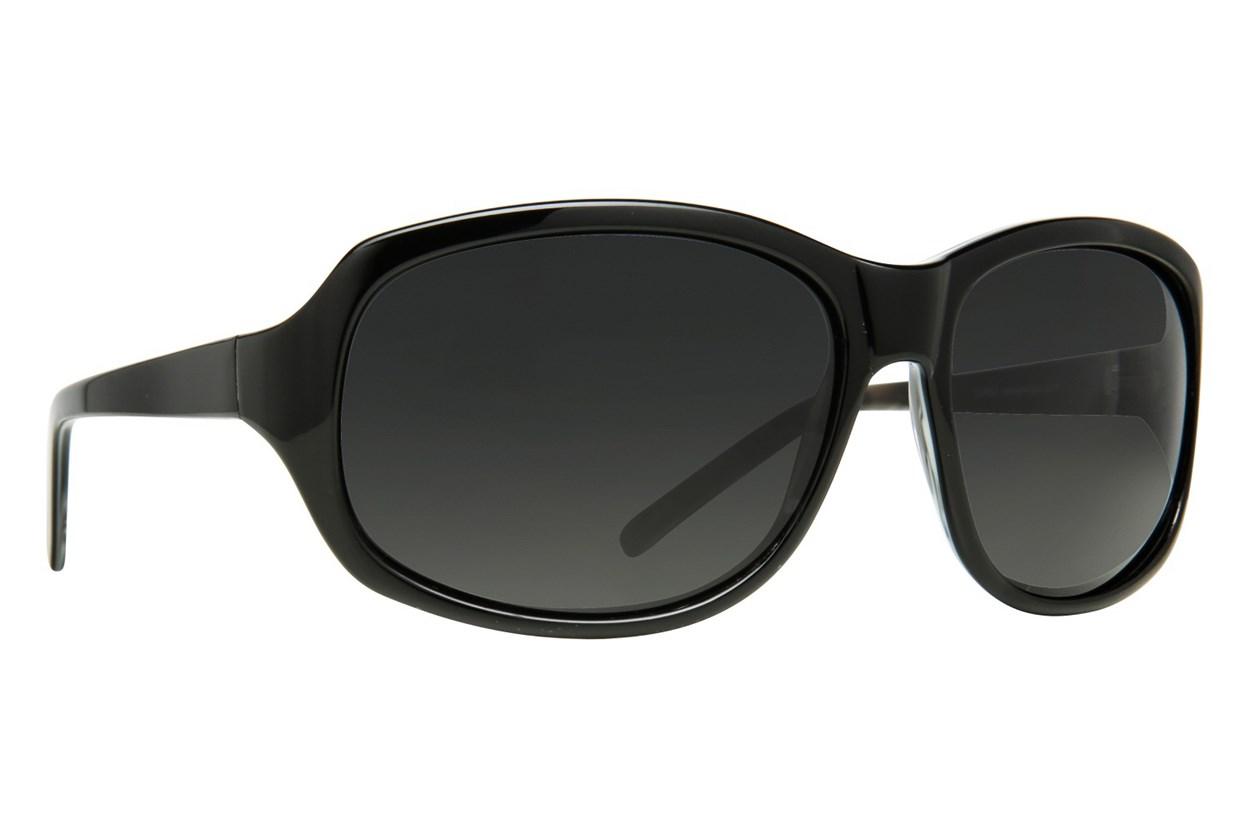 Lunettos Betty Sunglasses - Black