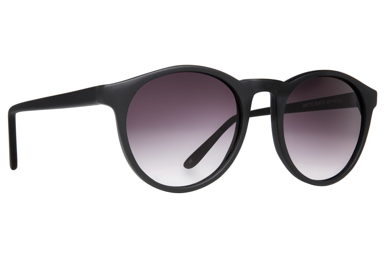 Lunettos Casey Sunglasses - Black