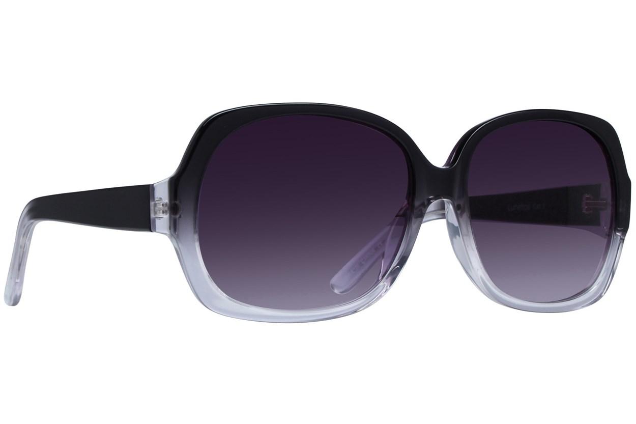 Lunettos Jean Sunglasses - Black