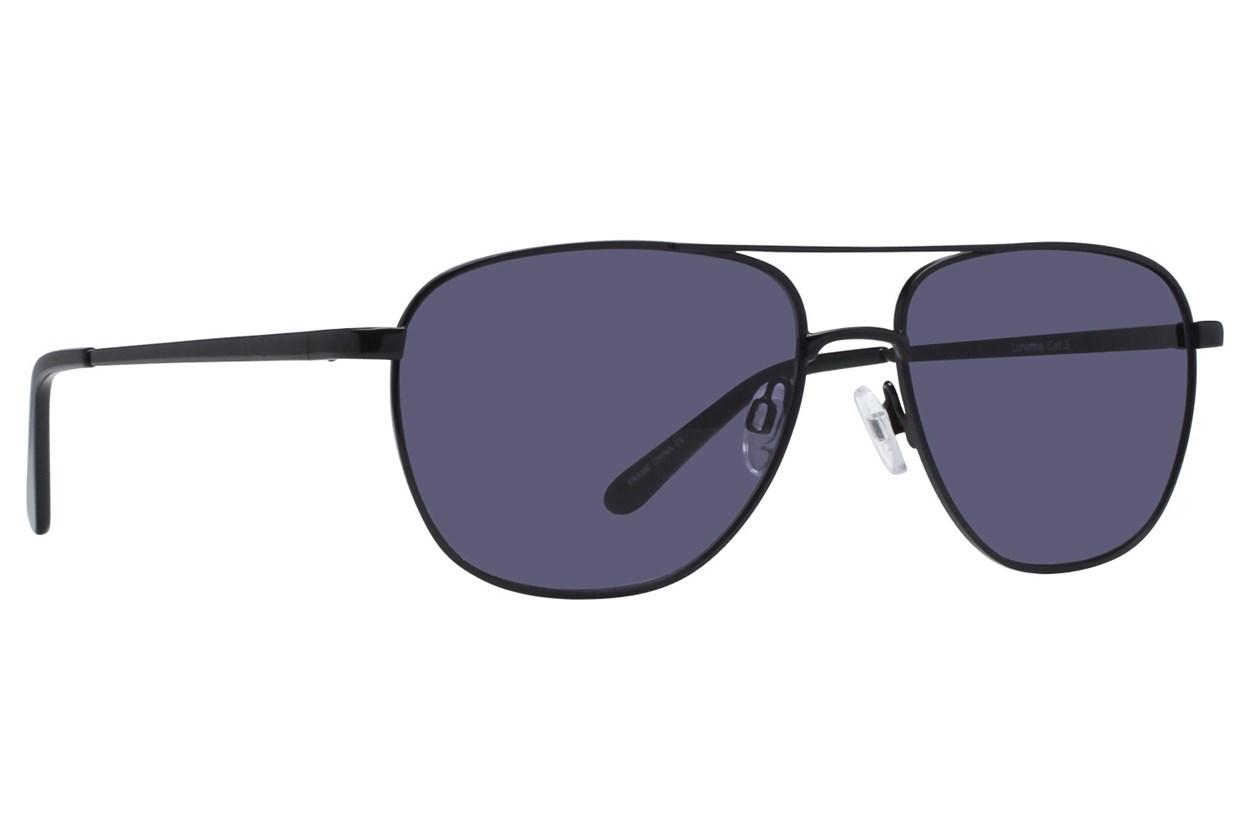 Lunettos Stanley Sunglasses - Black