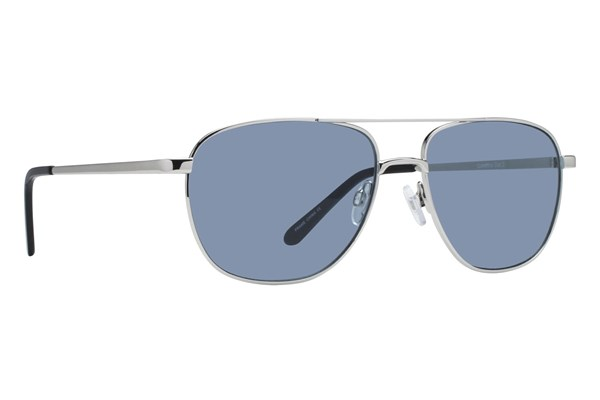 Lunettos Stanley Sunglasses - Silver