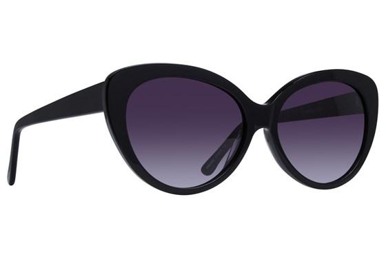 Lunettos Sara Sunglasses - Black