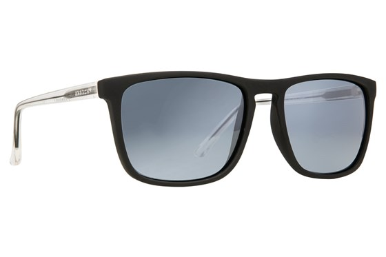 Anarchy Ricochet Polarized Sunglasses - Black