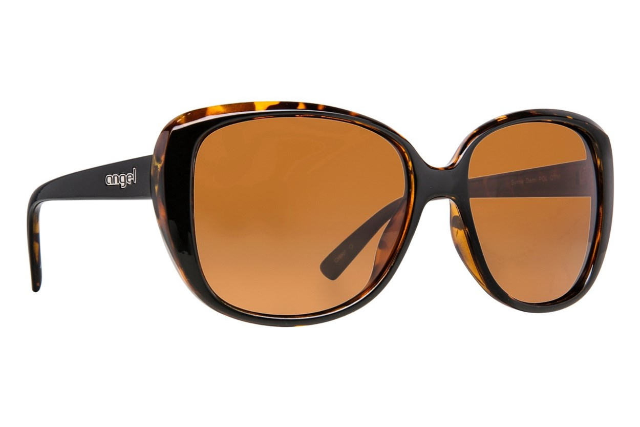 Angel Synne Polarized Sunglasses - Brown