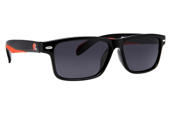 NFL Cleveland Browns Preppy Sunglasses - Black