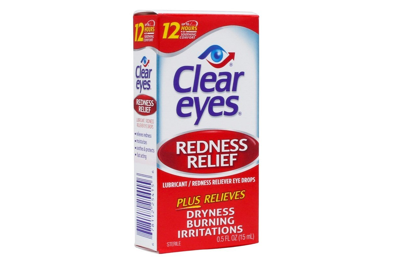Clear Eyes Redness Relief (.5 oz) DryRedEyeTreatments