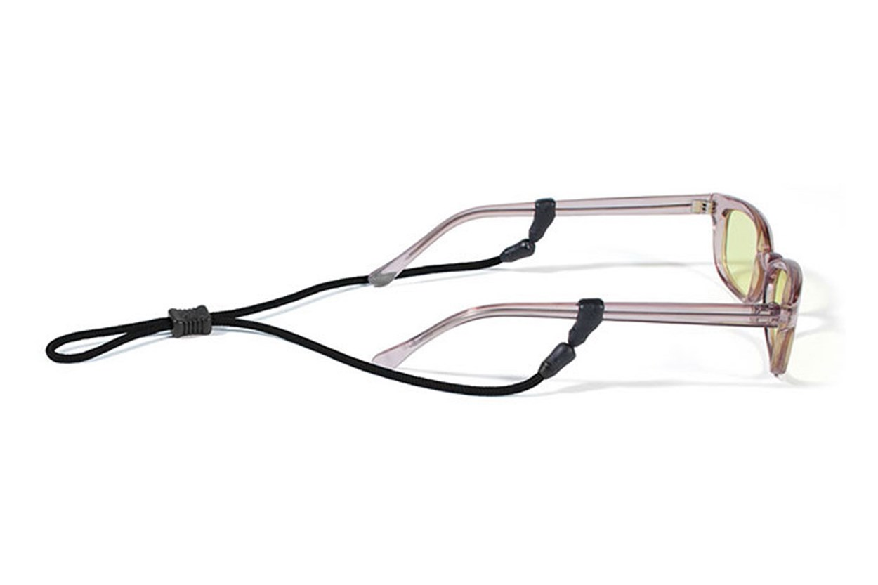 Alternate Image 1 - Croakies Kids Terra Adjustable GlassesChainsStraps - Blue