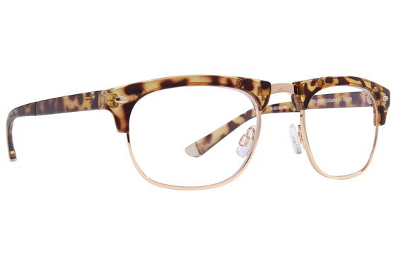 Eyefolds The Country Club Reader ReadingGlasses - Tortoise