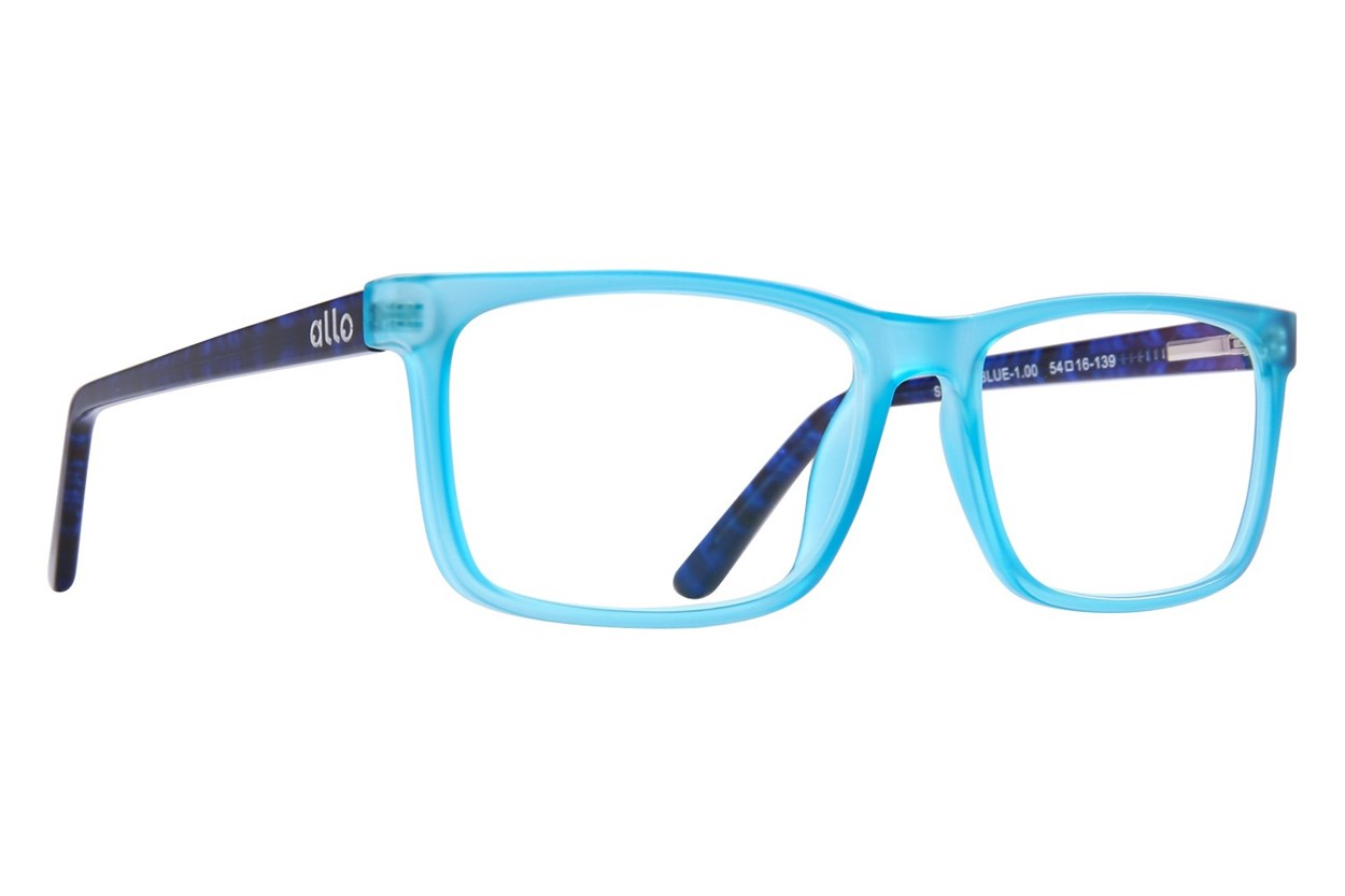 allo Shalom Reading Glasses  - Blue