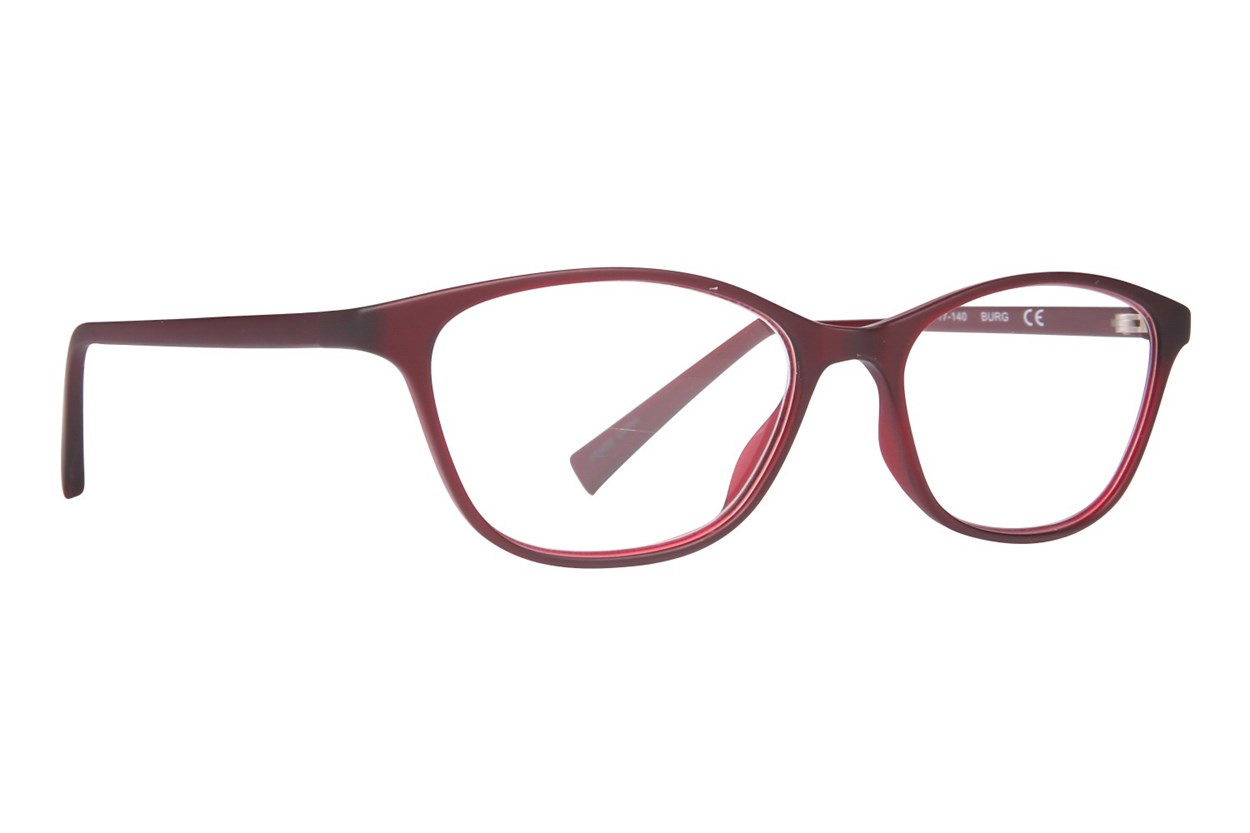 Conscious Eyez Louisa Reading Glasses  - Red