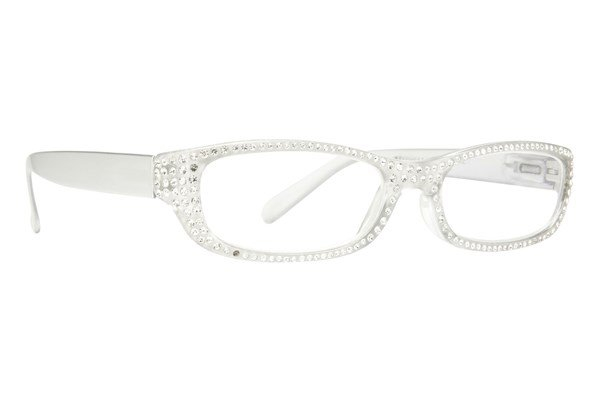 Eye Candy Sophisticated Specs Reading Glasses ReadingGlasses - Clear