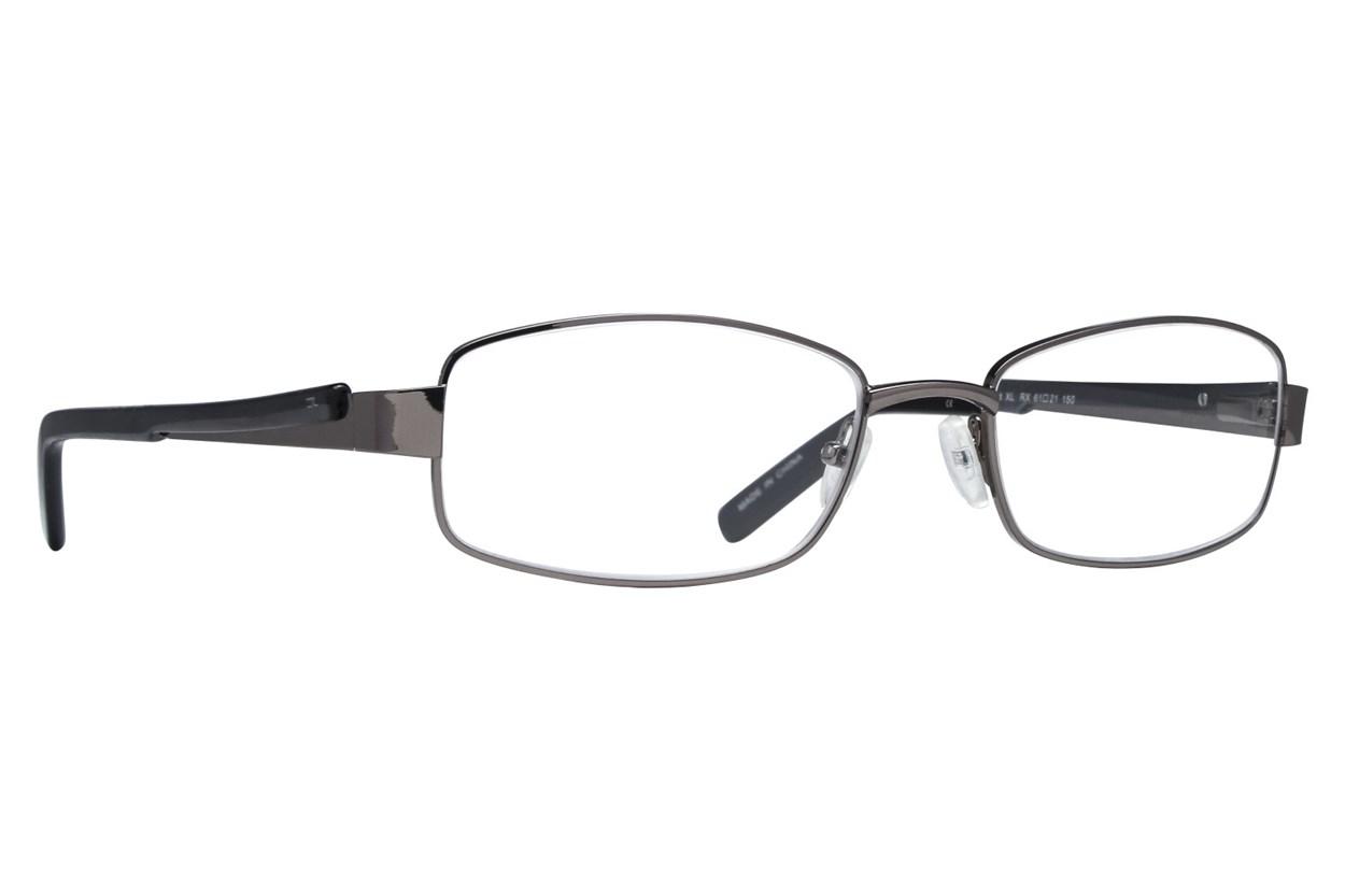 Fatheadz Stand Reading Glasses  - Gray