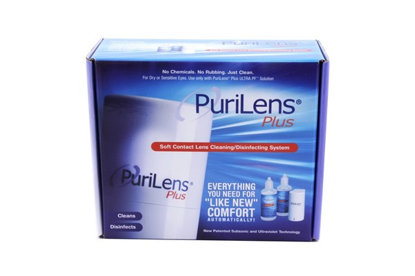 Purilens Complete Care System Starter Kit SolutionsCleaners