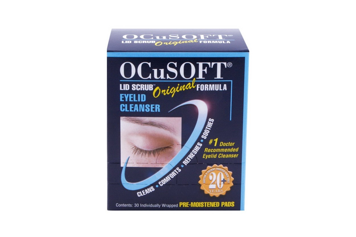 Ocusoft Lid Scrub - Original Formula SkincareTreatments